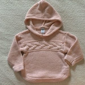 Pink Sparkly Tahari 4T Sweater